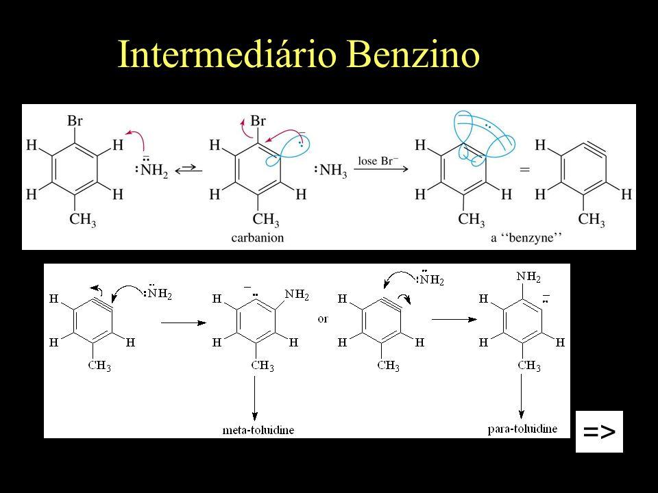 Intermediário Benzino