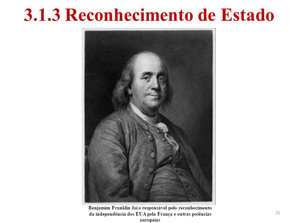 3.1.3 Reconhecimento de Estado
