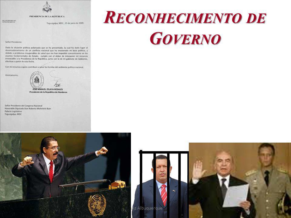 Reconhecimento de Governo