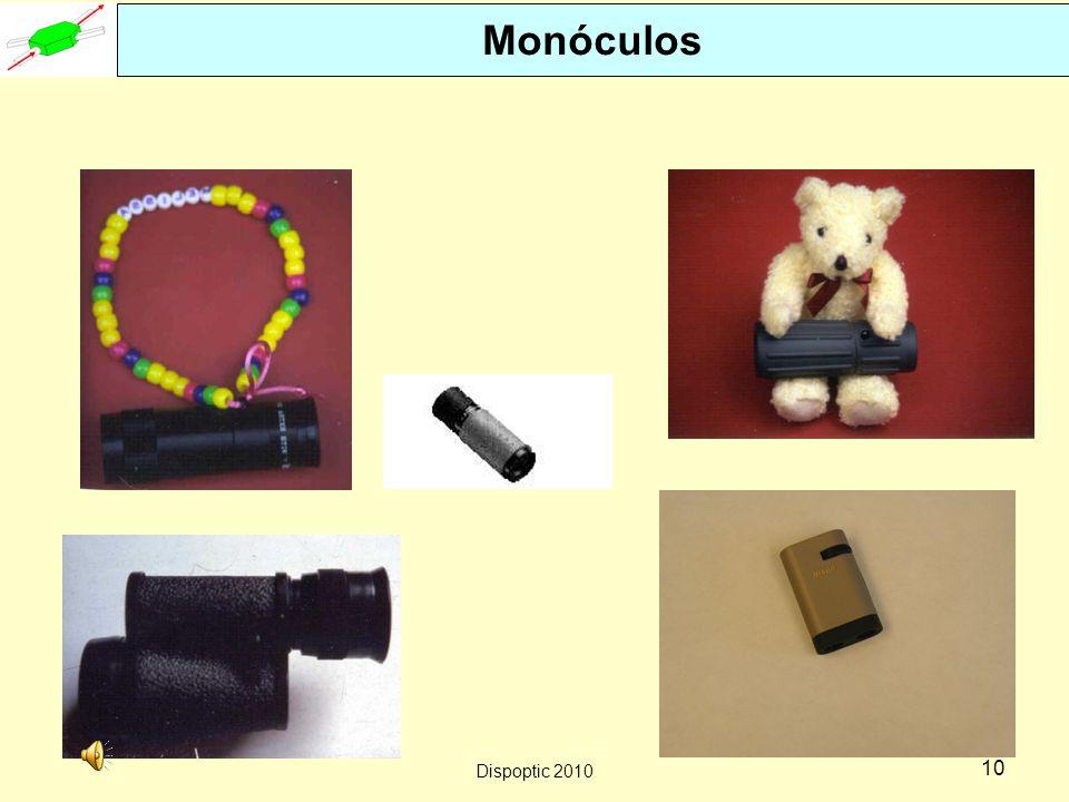 Monóculos Dispoptic 2010
