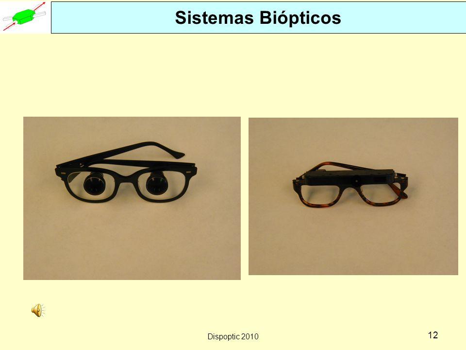 Sistemas Biópticos Dispoptic 2010