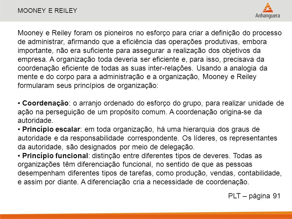MOONEY E REILEY