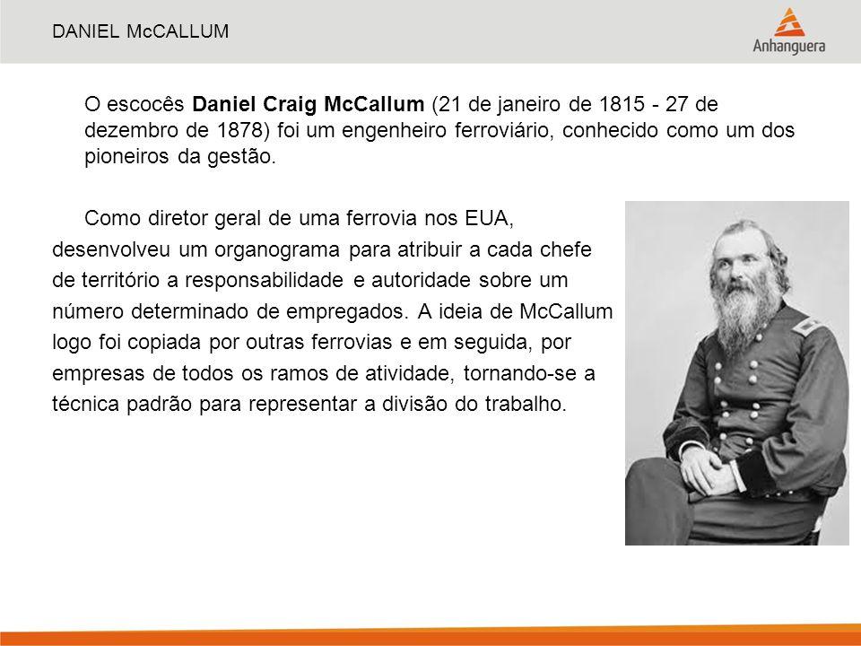 DANIEL McCALLUM