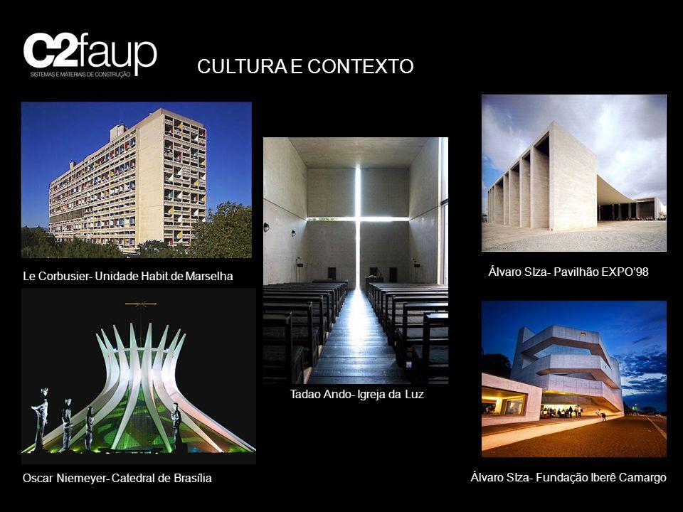 CULTURA E CONTEXTO Le Corbusier- Unidade Habit.de Marselha