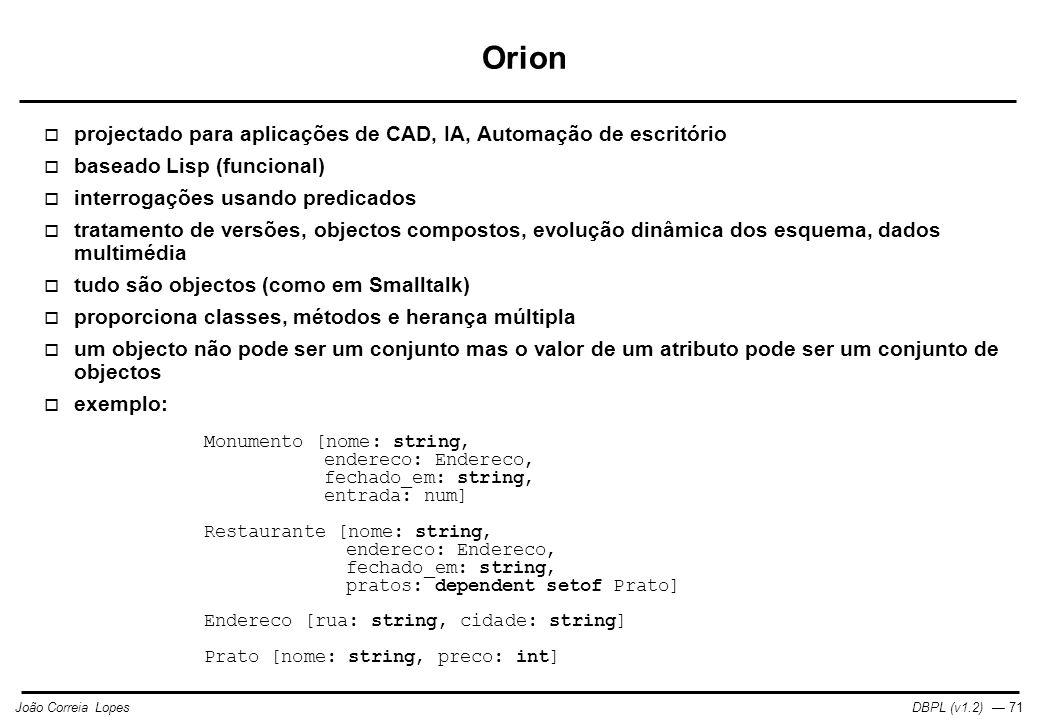 Orion projectado para aplicações de CAD, IA, Automação de escritório