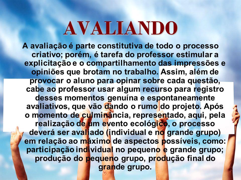 AVALIANDO