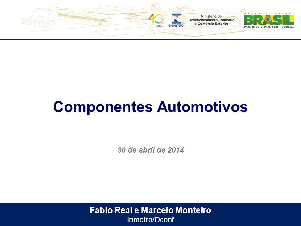 Componentes Automotivos Fabio Real e Marcelo Monteiro