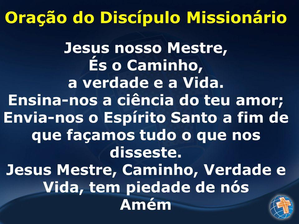 Oração do Discípulo Missionário