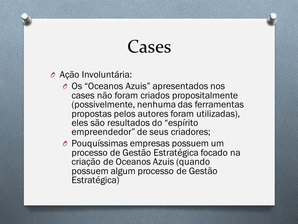Cases Ação Involuntária: