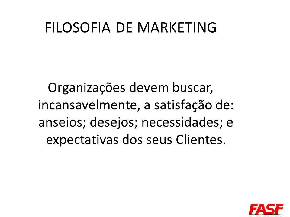 FILOSOFIA DE MARKETING