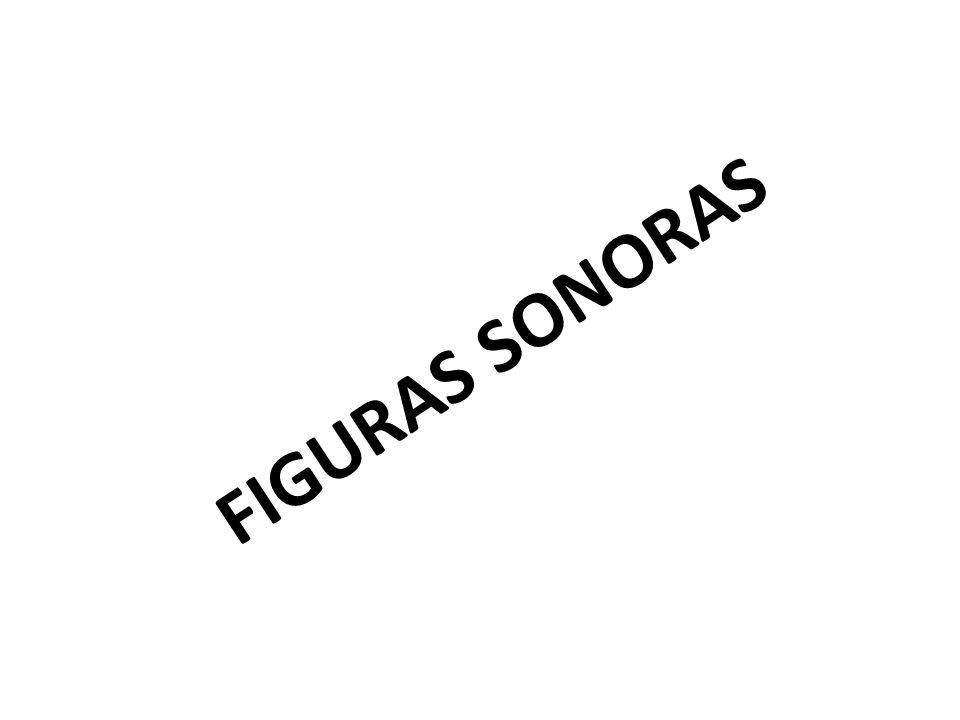 FIGURAS SONORAS