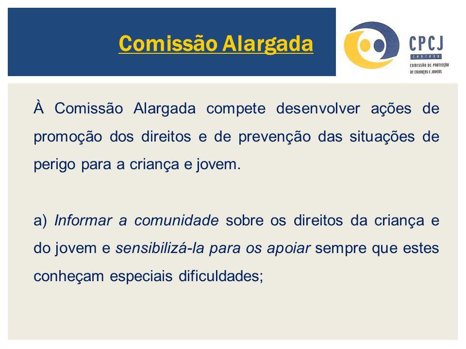 Comissão Alargada