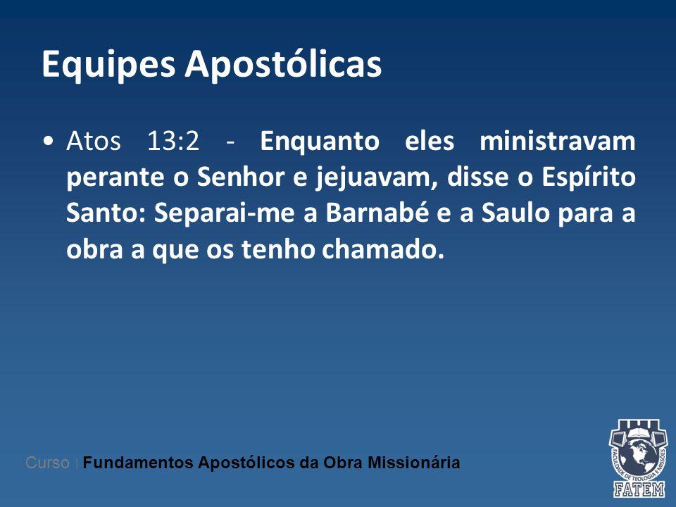 Equipes Apostólicas