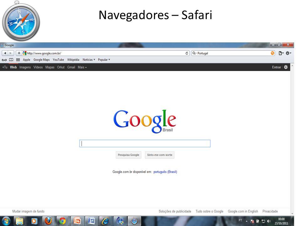 Navegadores – Safari