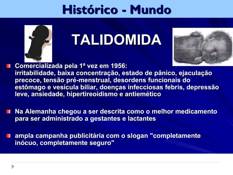 Histórico - Mundo