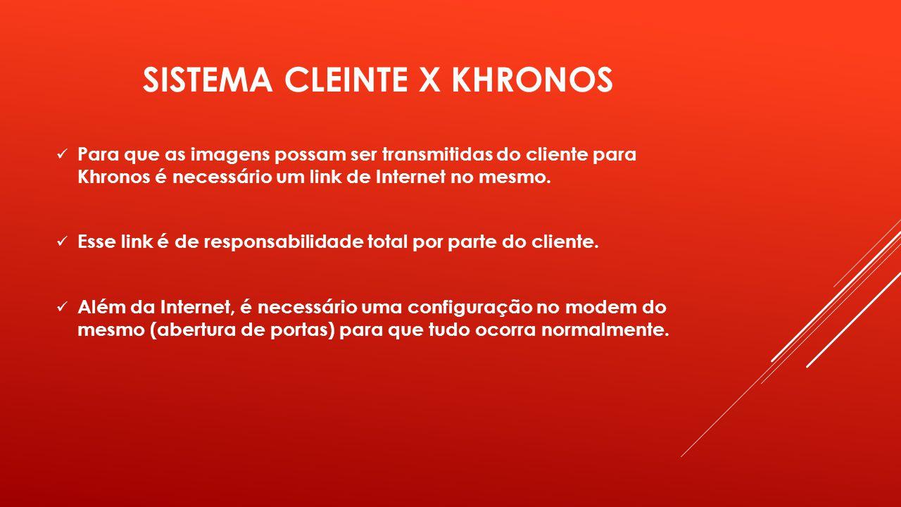 SISTEMA CLEINTE X KHRONOS