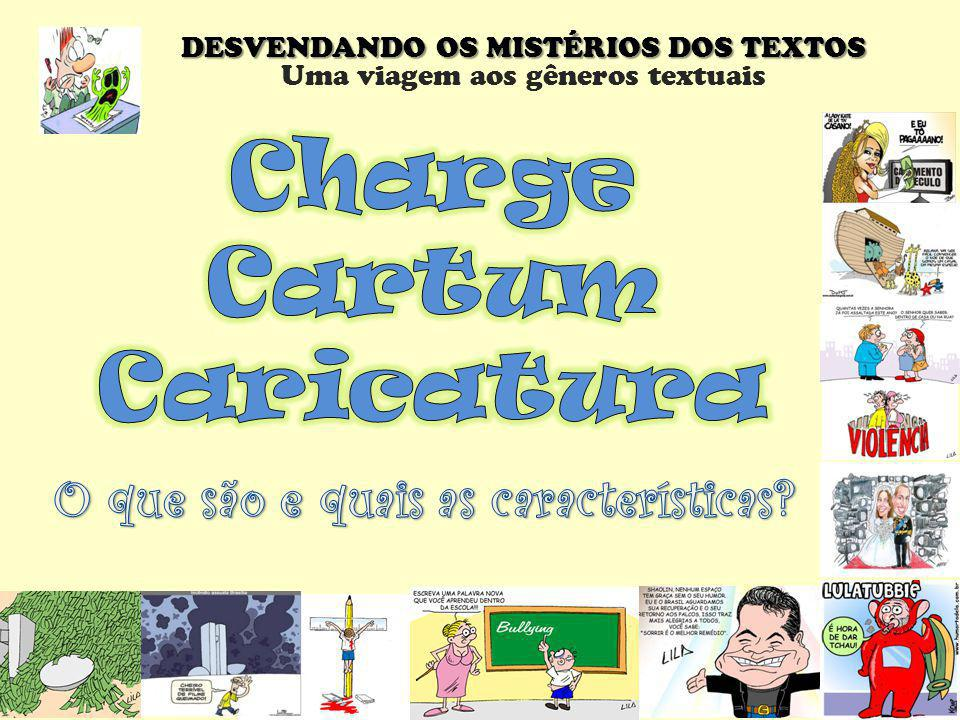 Charge Cartum Caricatura