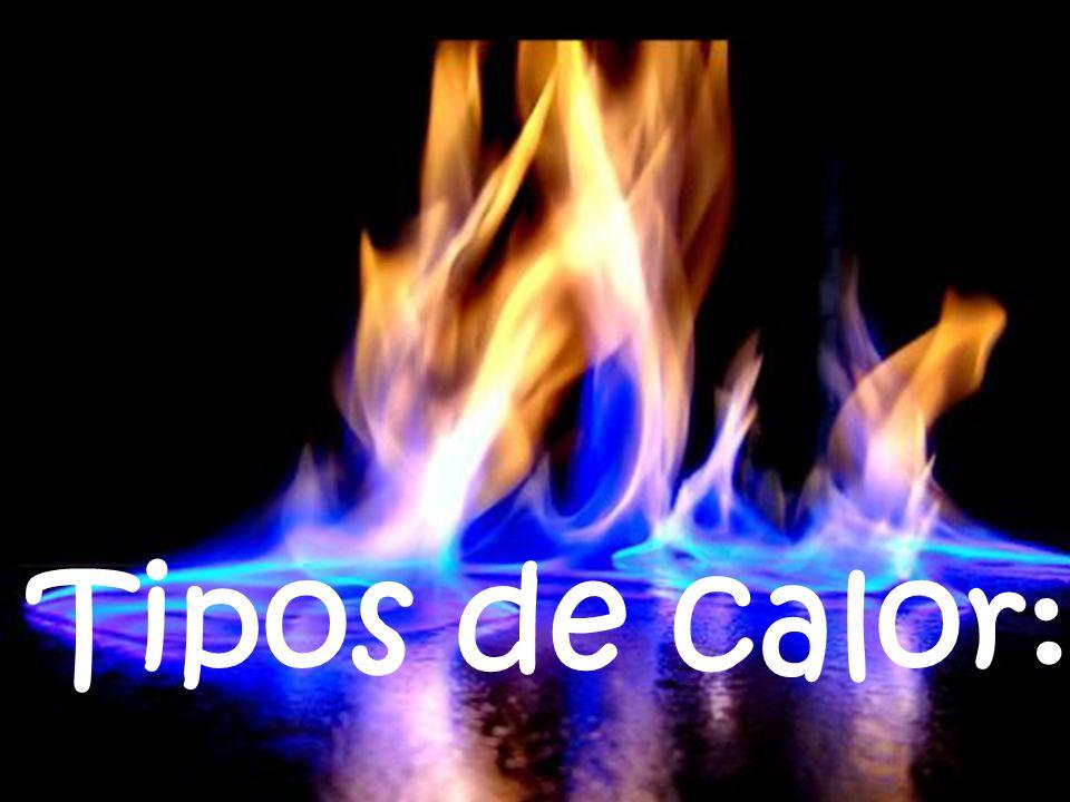 Tipos de calor:
