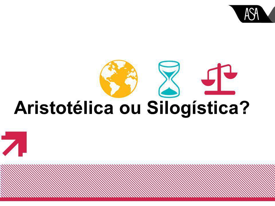 Aristotélica ou Silogística