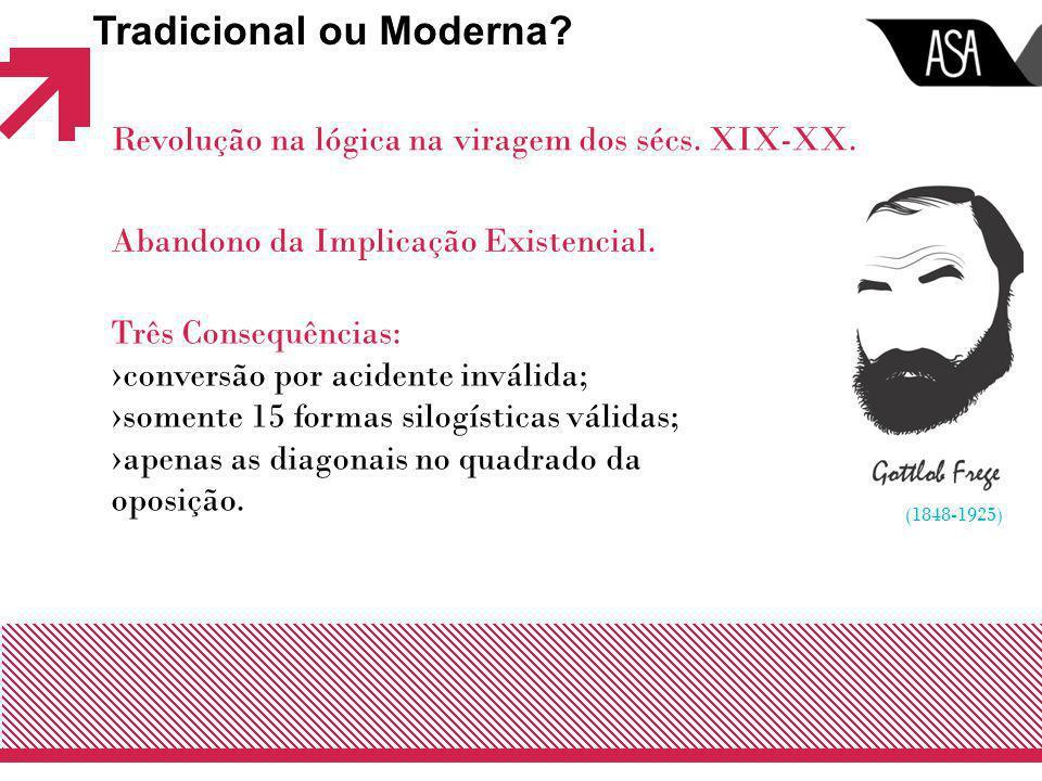 Tradicional ou Moderna