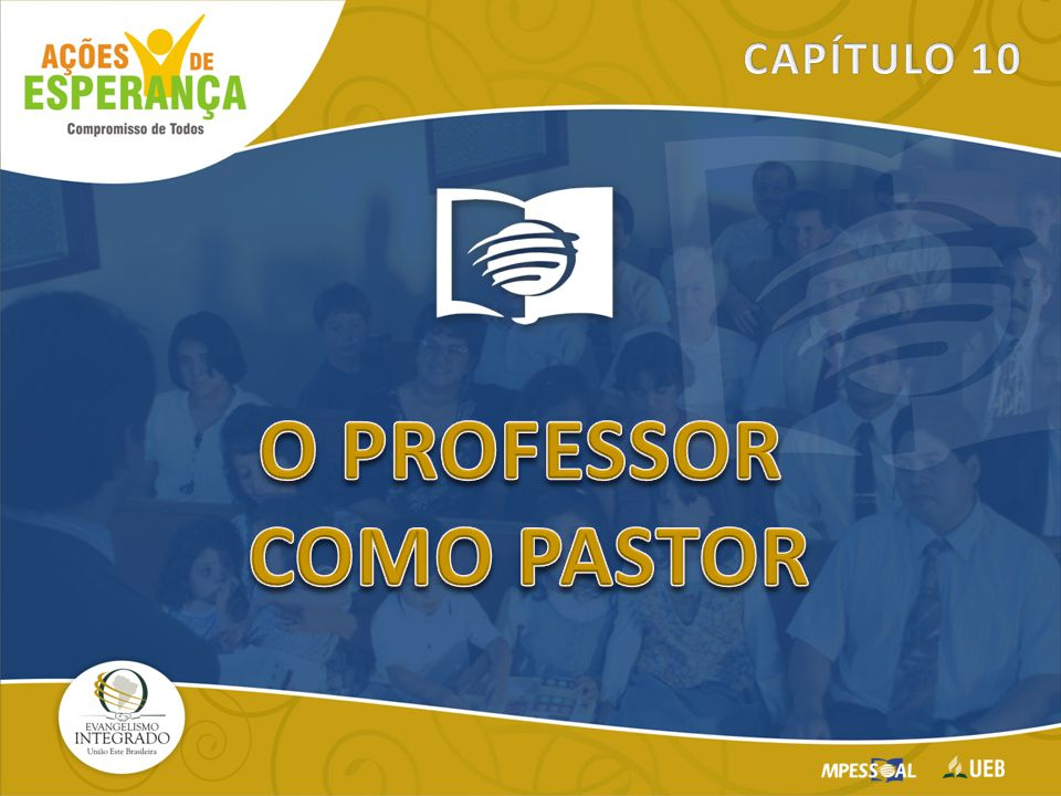 O professor como pastor ppt carregar for Rev diez minutos