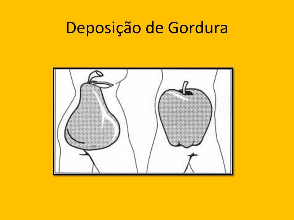 Deposição de Gordura