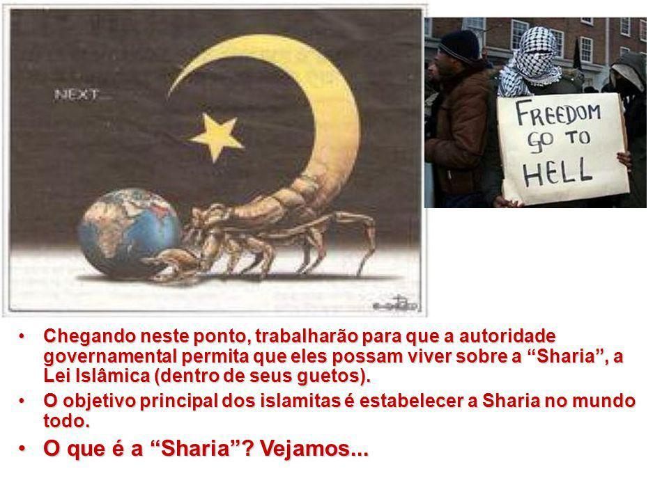 O que é a Sharia Vejamos...