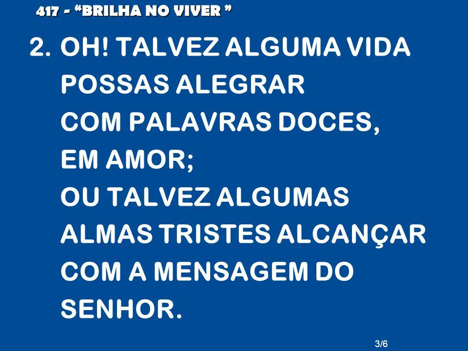ALMAS TRISTES ALCANÇAR COM A MENSAGEM DO SENHOR.
