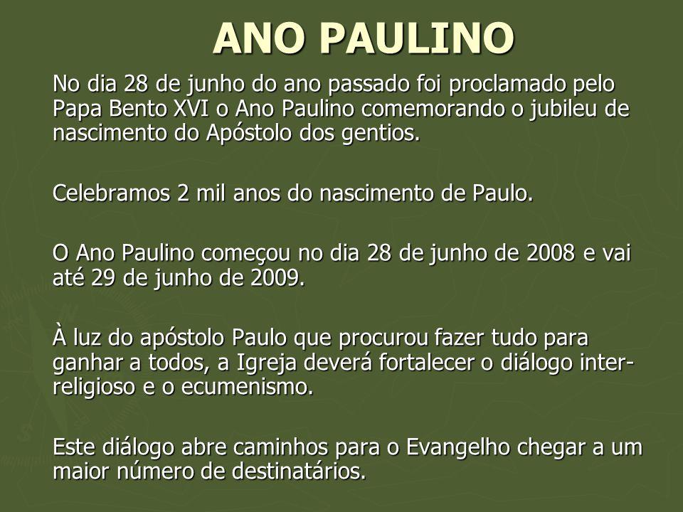 ANO PAULINO