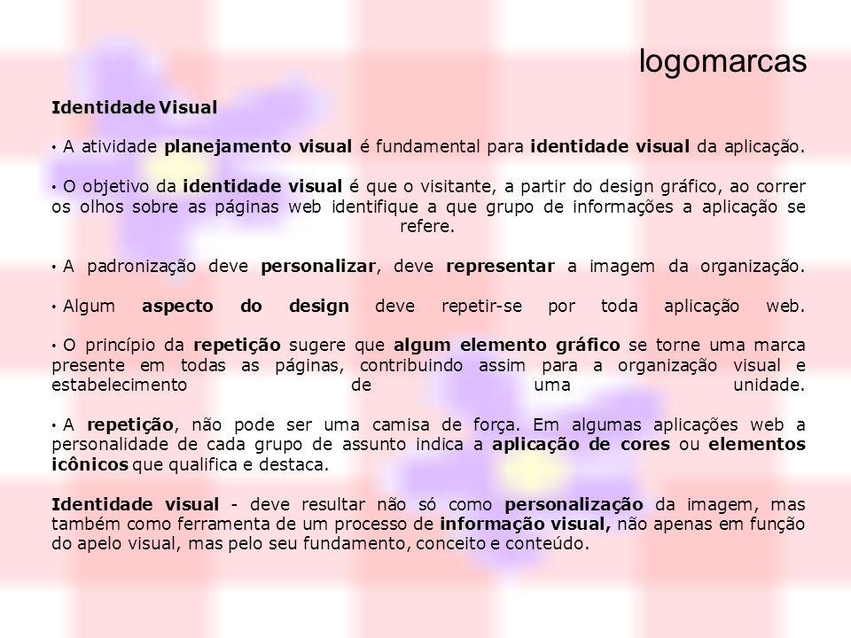 logomarcas Identidade Visual
