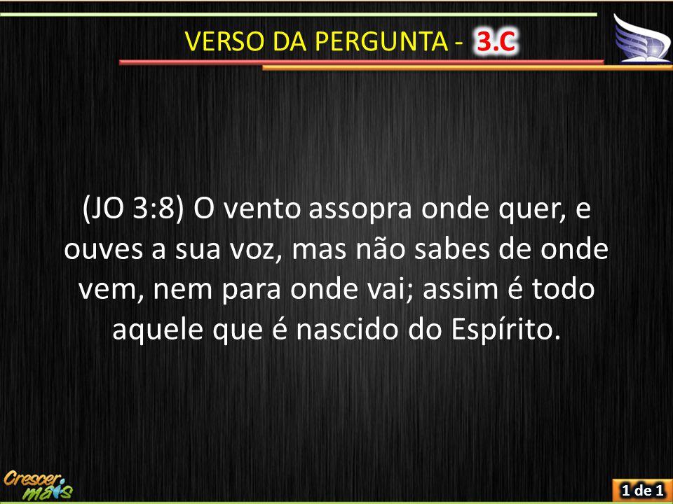VERSO DA PERGUNTA - 3.C