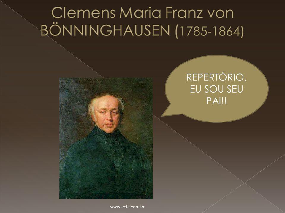 Clemens Maria Franz von BÖNNINGHAUSEN (1785-1864)