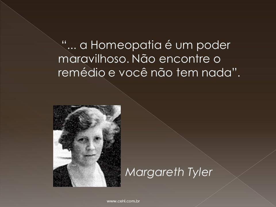 . a Homeopatia é um poder maravilhoso