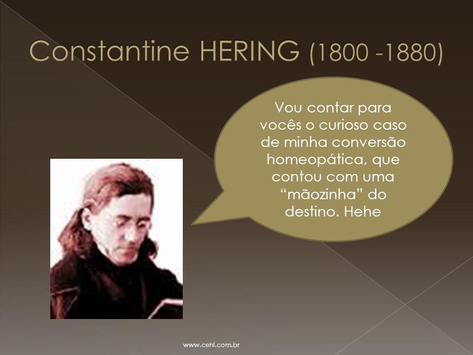 Constantine HERING (1800 -1880)