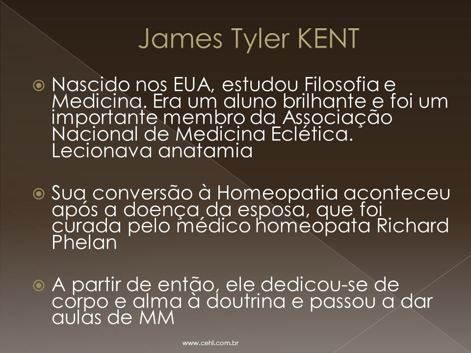 James Tyler KENT