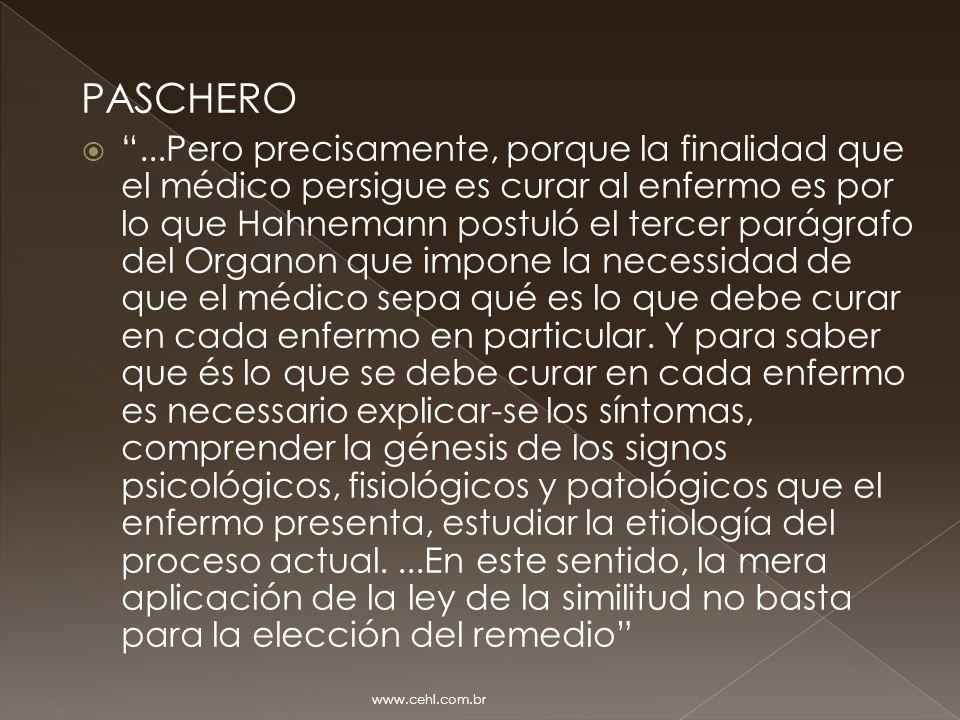 PASCHERO