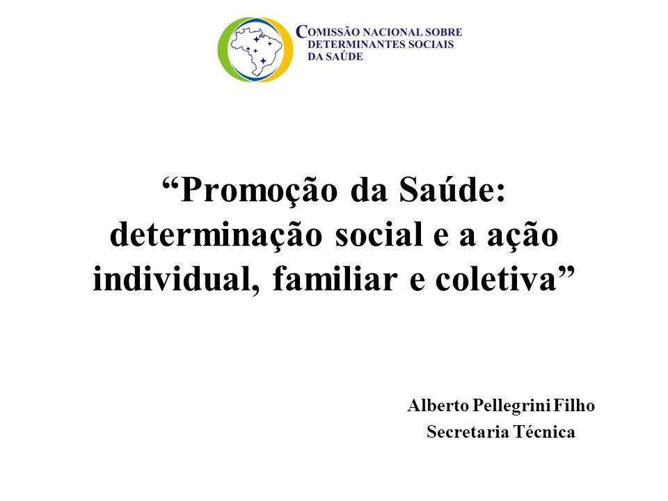 Alberto Pellegrini Filho Secretaria Técnica