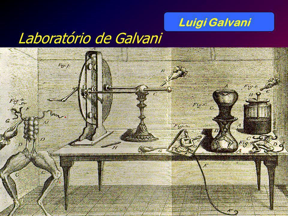 Laboratório de Galvani