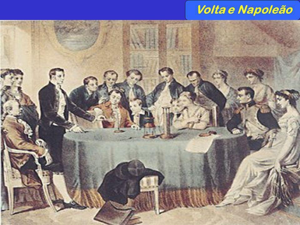 Volta e Napoleão