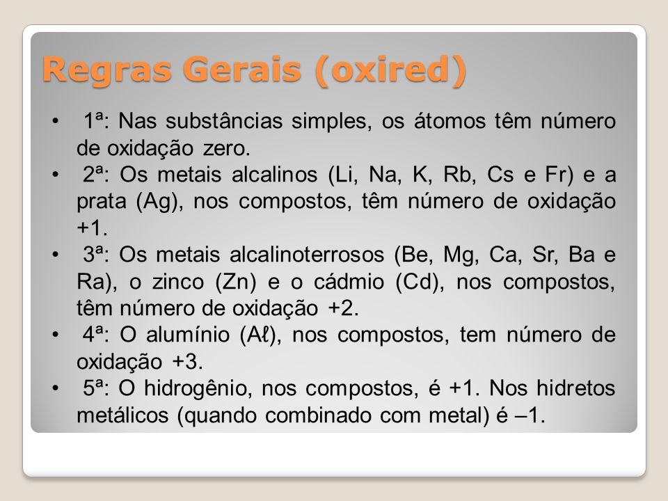 Regras Gerais (oxired)