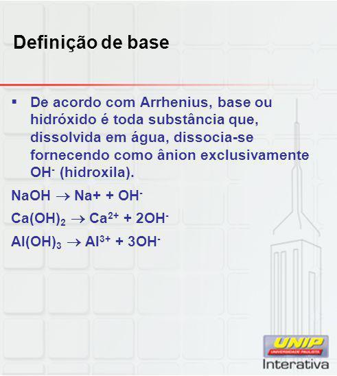Definição de base
