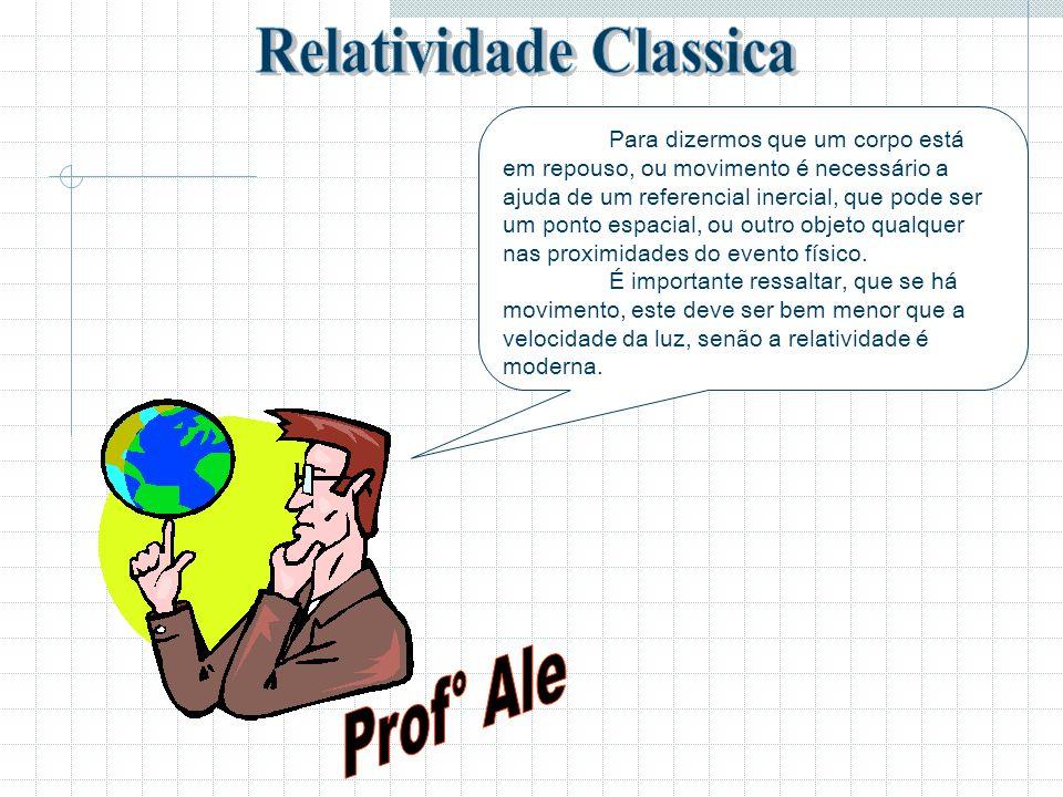 Relatividade Classica