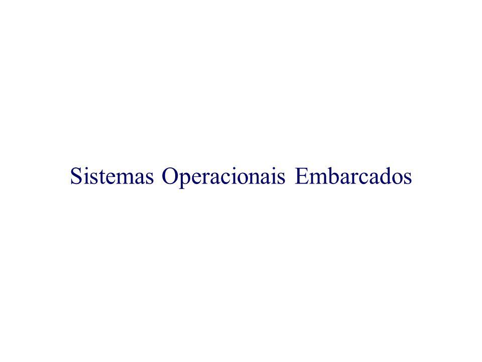 Sistemas Operacionais Embarcados