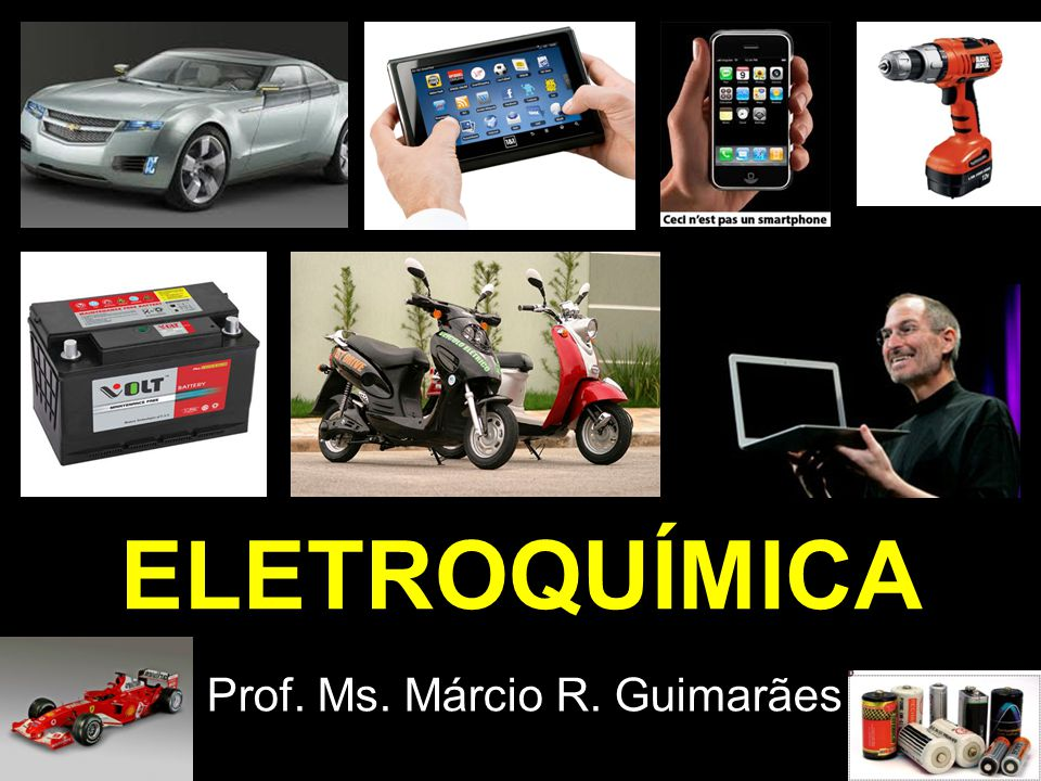 Prof. Ms. Márcio R. Guimarães