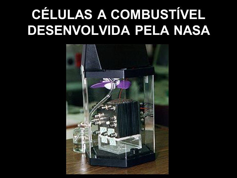 CÉLULAS A COMBUSTÍVEL DESENVOLVIDA PELA NASA
