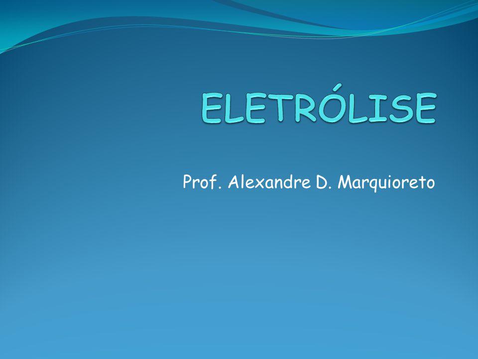 Prof. Alexandre D. Marquioreto