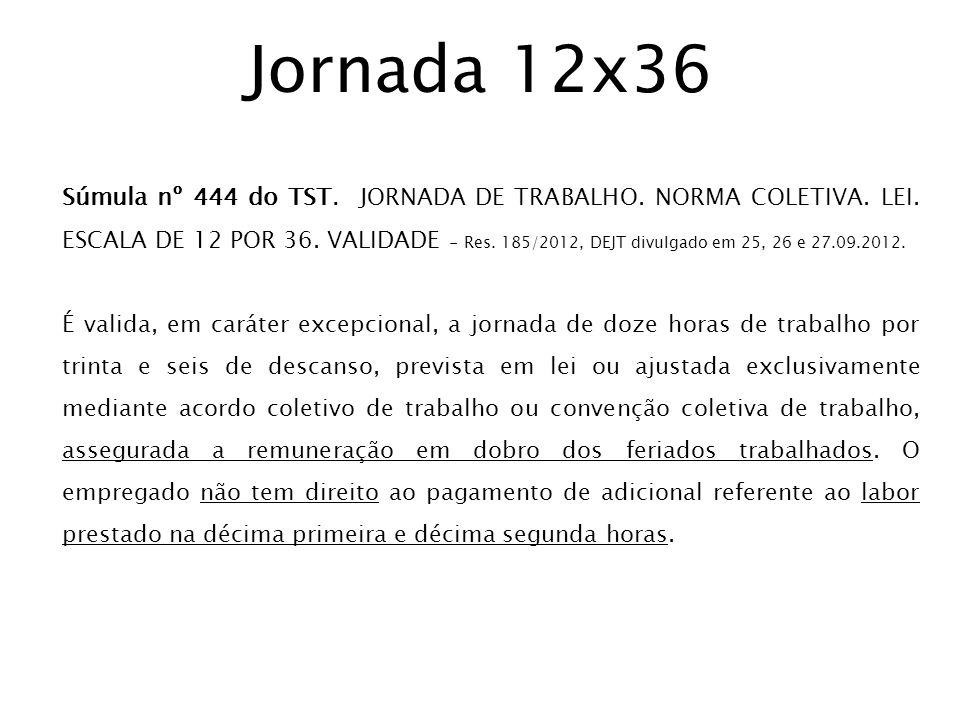 Jornada 12x36