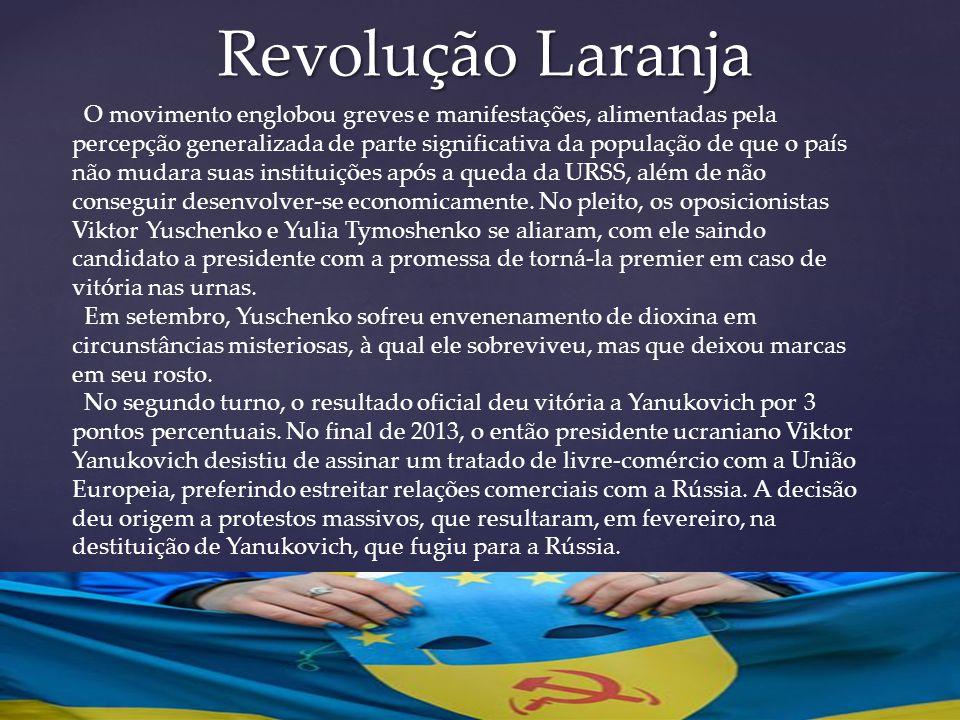Revolução Laranja