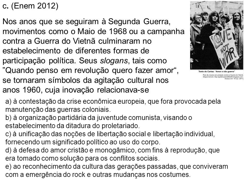 c. (Enem 2012)