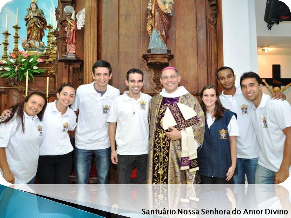 Santuário Nossa Senhora do Amor Divino